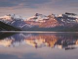 Norway, Northern Country, Ballangen, Efjorden, Isfjellet Impressão fotográfica por Rainer Mirau