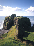 Great Britain, Scotland, East Coast, Grampian, Dunnottar Castle Lámina fotográfica por  Thonig