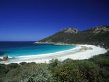 Australia, Western Australia, South Coast, Albany, Two People's Bay, Little Beach Photographic Print by Udo Siebig