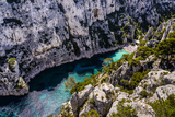 France, Provence, Bouches-Du-Rh™ne, Riviera, Cassis, Calanque D'En Vau Photographic Print by Udo Siebig