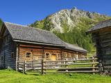 Austria, Styria, Schladminger Tauern, Ursprung Alp, Alp, Alpine Landscape Reproduction photographique par Gerhard Wild