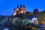 Germany, Hessen, Taunus, Lahn, Limburg Basin Photographic Print by Udo Siebig