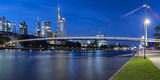 Frankfurt Am Main, Hesse Reproduction photographique par Bernd Wittelsbach