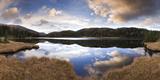 Austria, Styria, Preber-See, Landscape, Cloudy-Mood Photographic Print by Rainer Mirau