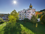 Rogner Bad Blumau, Hundertwasser, Burgenland, Austria Photographic Print by Rainer Mirau