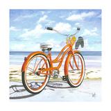 My Orange Pride Láminas por Scott Westmoreland