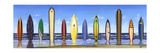 Planches de surf Art par Scott Westmoreland