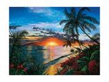 Sunset Serena Kunstdrucke von Scott Westmoreland