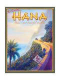 Visit Hana Poster by Kerne Erickson