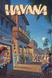 Havanna Posters av Kerne Erickson
