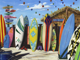 Esprit surf Posters par Scott Westmoreland