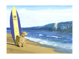 The Kings Beach Affiches par Scott Westmoreland