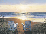 Days End Duo Prints by Scott Westmoreland