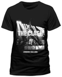 The Clash- London Calling Stage Jump T-Shirts