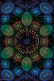 Peace Fractal Print