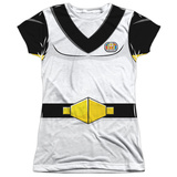 Juniors: Voltron- Sven Costume Tee Womens Sublimated