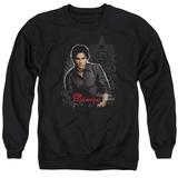 Crewneck Sweatshirt: The Vampire Diaries- Damon T-shirts