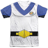 Voltron- Lance Costume Tee Sublimated