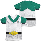 Voltron- Pidge Costume Tee (Front/Back) Sublimated
