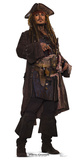 Jack Sparrow - Pirates of the Caribbean 5 Cardboard Cutouts