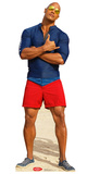 Mitch Buchannon - Baywatch Movie Cardboard Cutouts