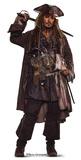 Jack Sparrow 2 - Pirates of the Caribbean 5 Cardboard Cutouts
