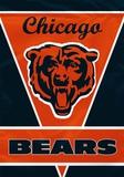 NFL Chicago Bears House Banner Flag