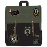 Star Wars Rogue One - Rebel Mini Backpack with Leather Patches Backpack