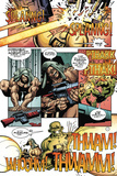 Star Slammers Issue No. 8: The Minoan Agendas, Chapter 5: The Contract - Page 7 Posters by Walter Simonson