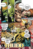 Star Slammers Issue No. 8: The Minoan Agendas, Chapter 5: The Contract - Page 4 Poster by Walter Simonson