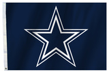 NFL Dallas Cowboys Flag with Grommets Flag