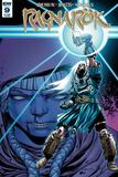 Ragnarok Issue No. 9 - Standard Cover Poster by Walter Simonson