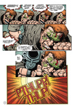 Star Slammers Issue No. 8: The Minoan Agendas, Chapter 5: The Contract - Page 6 Prints by Walter Simonson