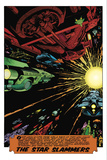 Star Slammers Issue No. 3 - Page 22 Prints by Walter Simonson