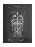 Tesla Electric Generator Posters par Cole Borders