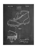 Football Cleat 1928 Patent Affiches par Cole Borders