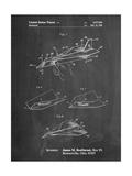 Paper Airplane Patent Art par Cole Borders