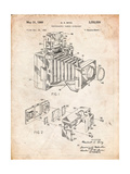 Photographic Camera Accessory Patent Affiches par Cole Borders