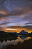 Oxbow Dreams Reproduction photographique par  Darren White Photography