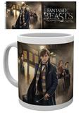 Fantastic Beasts - Group Stand Mug Krus