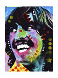 George Harrison Giclee Print by Dean Russo
