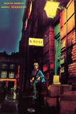 David Bowie- Ziggy Stardust Album Cover ポスター