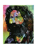 Garcia Giclee Print by Dean Russo