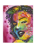 Marilyn Monroe Giclee Print by Dean Russo