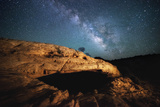 Mesa's Milky Way Reproduction photographique par  Darren White Photography