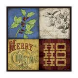 Holiday 4 Patch III Lámina giclée por Stephanie Marrott
