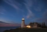 Pemaquid Dawn Reproduction photographique par  Darren White Photography