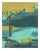 River Bend I Giclée-Premiumdruck von June Vess