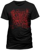 Pierce The Veil- Misadventures Album Cover T-skjorter