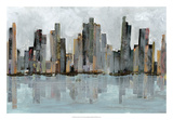 Second City II Premium-giclée-vedos tekijänä Jarman Fagalde